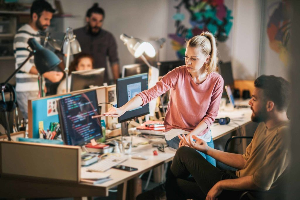 Optimierung und Digitalisierung von Geschäftsprozessen | Kontext-e