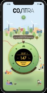 App-Entwicklung für CO2ntra | Kontext-e